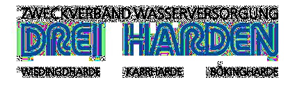 Logo ZwV Wasserversorgung Drei Harden